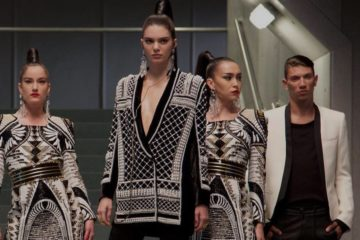 BALMAIN X H&M CAMPAIGN MUSIC VIDEO