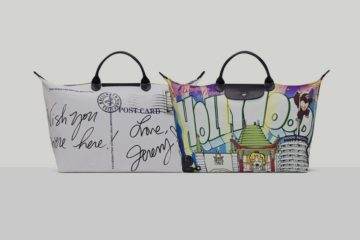 LONGCHAMP X JEREMY SCOTT 10TH ANNIVERSARY