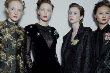 ELSA SCHIAPARELLI FALL 2015 HAUTE COUTURE COLLECTION