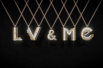 LOUIS VUITTON LV & ME JEWELRY COLLECTION