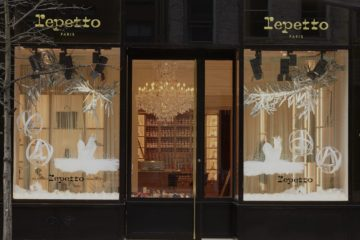REPETTO FIRST AMERICAN BOUTIQUE IN NEW YORK