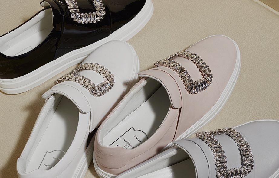 ROGER VIVIER 'SNEAKY VIV' SNEAKER COLLECTION