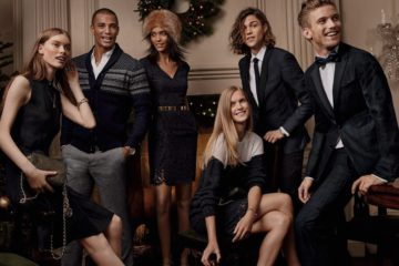 TOMMY HILFIGER HOLIDAY 2015 AD CAMPAIGN