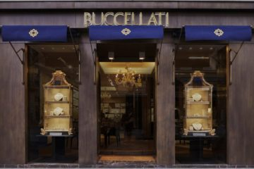 BUCCELLATI BOUTIQUE IN PARIS