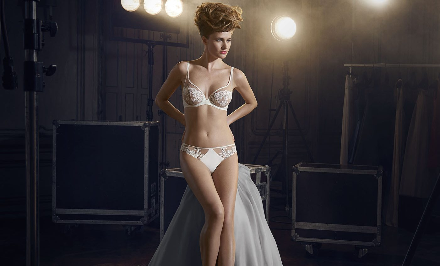 SIMONE PERELE SPRING 2016 COLLECTION