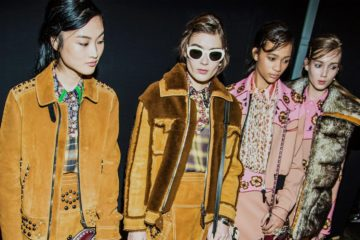 COACH FALL 2016 RTW COLLECTION