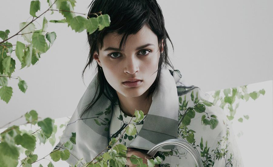 AKRIS SPRING 2016 COLLECTION COLLABORATION DOCUMENTARY
