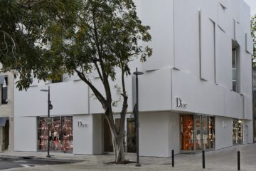 CHRISTIAN DIOR NEW BOUTIQUE IN MIAMI