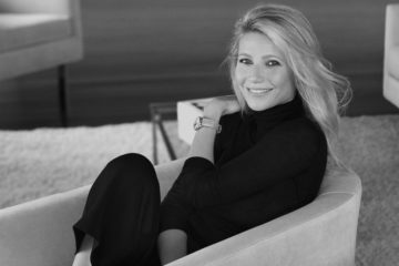 FREDERIQUE CONSTANT NEW BRAND AMBASSADOR GWYNETH PALTROW