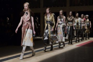 PRADA FALL 2016 RTW COLLECTION FILM