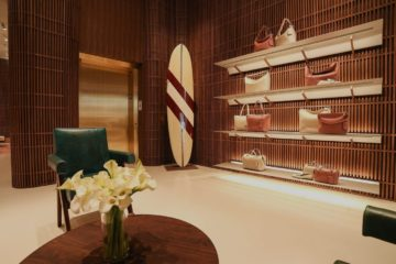 BALLY FLAGSHIP STORE IN LOS ANGELES