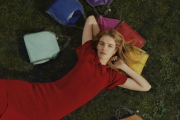 STELLA MCCARTNEY RAINBOW POP FALABELLA HANDBAG COLLECTION FILM
