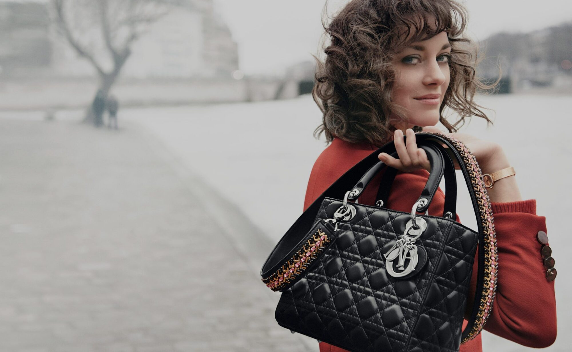 Marion Cotillard in the Newest Lady Dior 2019 Campaign images