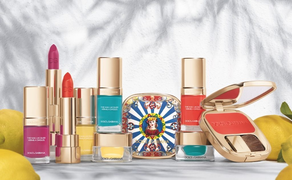 DOLCE & GABBANA BEAUTY 'SUMMER IN ITALY' COLLECTION 1