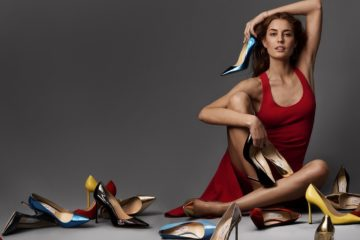 JIMMY CHOO PRE-FALL 2016 COLLECTION