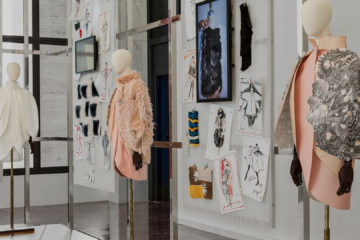 FENDI 'THE ARTISANS OF DREAMS' EXHIBIT IN ROME