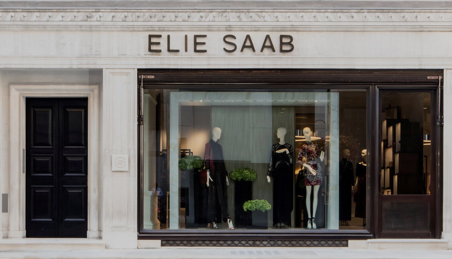 elie saab flagship store in london les fa199ons