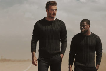 H&M MODERN ESSENTIALS FALL 2016 FILM CAMPAIGN WITH DAVID BECKHAM & KEVIN HART