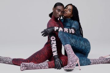 KENZO X H&M COLLECTION AD CAMPAIGN
