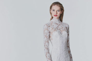 CAROLINA HERRERA FALL 2017 BRIDAL COLLECTION