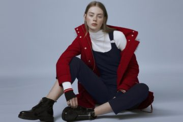 MAJE APRES-SKI CAPSULE COLLECTION