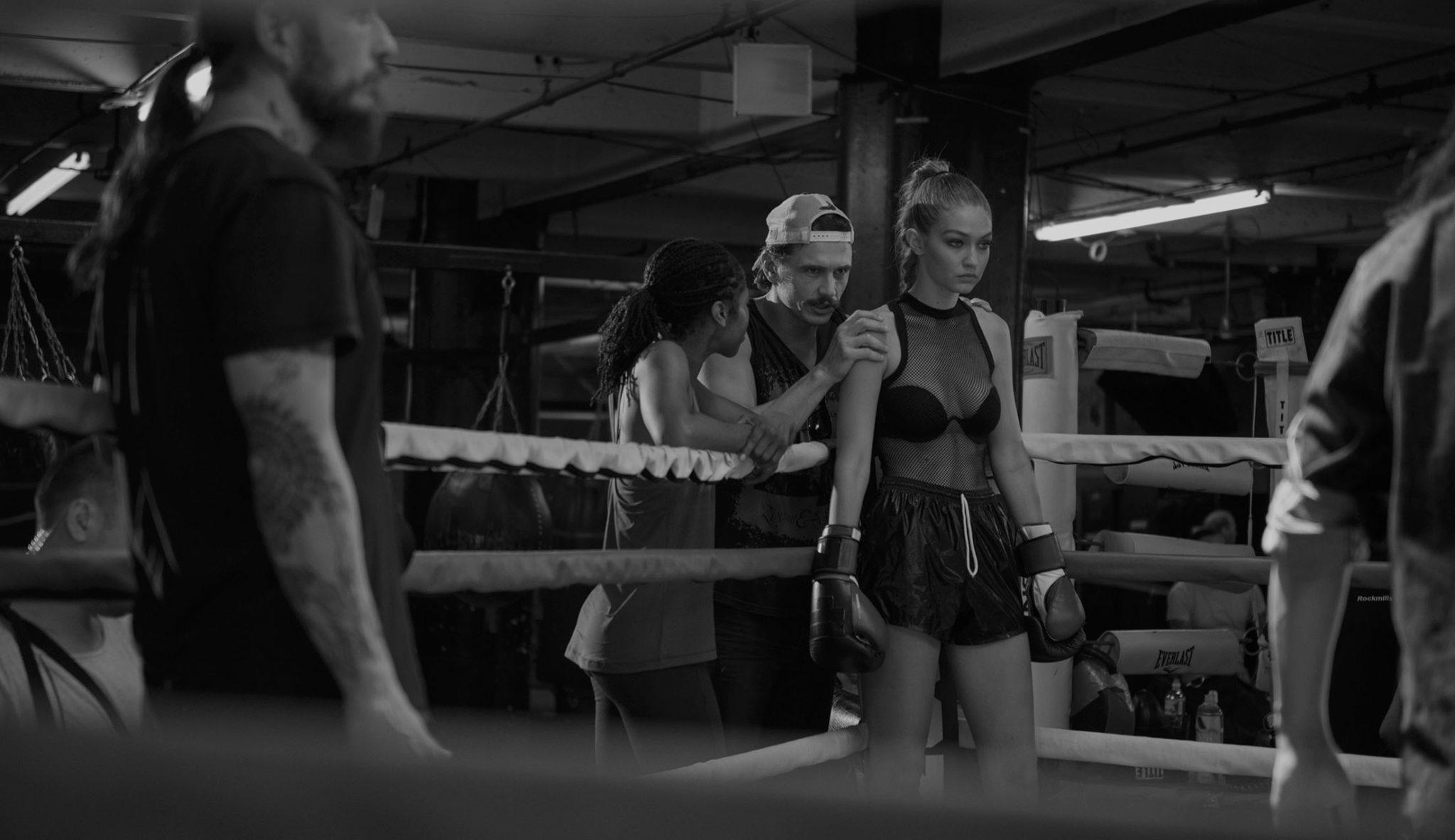 STUART WEITZMAN 'DO IT RIGHT' FILM STARRING GIGI HADID