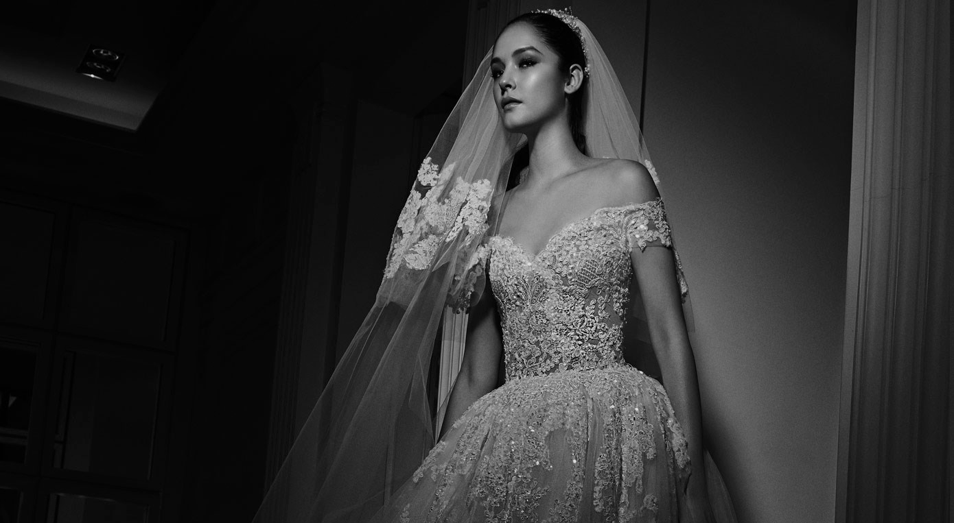 ZUHAIR MURAD FALL 2017 BRIDAL COLLECTION