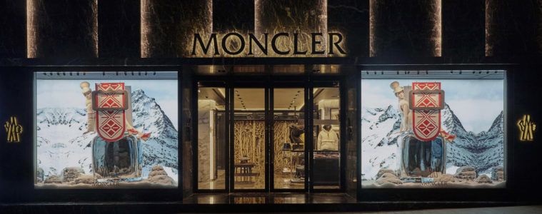 MONCLER FLAGSHIP STORE IN SEOUL