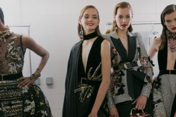 ELIE SAAB FALL 2016 HAUTE COUTURE COLLECTION FILM