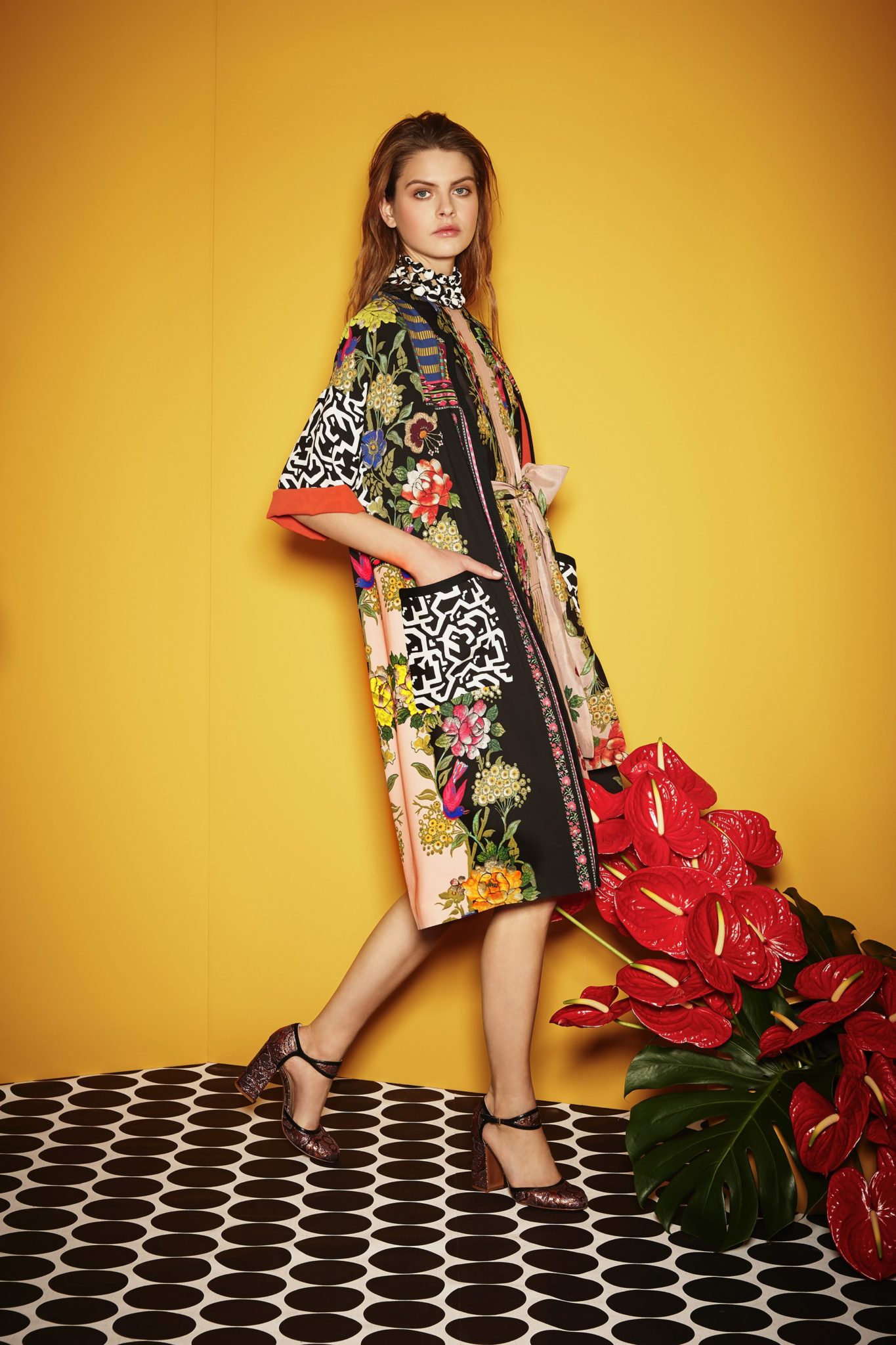 Etro Pre Fall 2017 Collection Les Fa 199 Ons