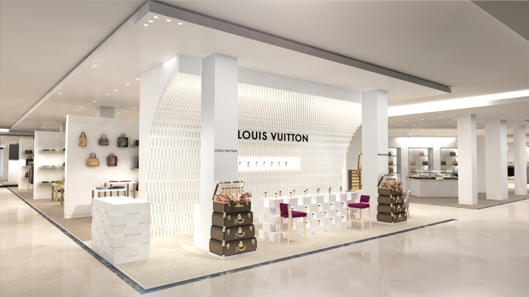 Louis Vuitton Les Parfums American Pop Up Shop Les Fa 199 Ons