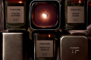 TOM FORD PRIVATE BLEND CANDLE COLLECTION FILM