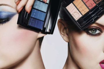 CHRISTIAN DIOR 'COLOUR GRADATION' SPRING 2017 MAKEUP COLLECTION