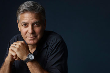 OMEGA MOONPHASE TIMEPIECE COLLECTION FILM STARRING GEORGE CLOONEY