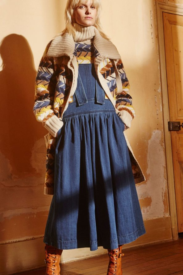 823ee9210d1c Chloe 2017 Pre Fall Collection
