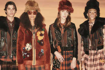 COACH FALL 2017 RTW COLLECTION