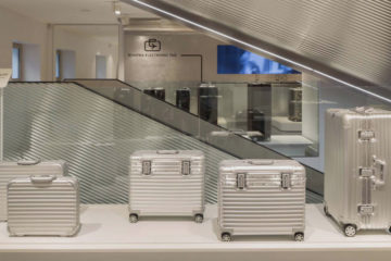 RIMOWA FLAGSHIP STORE IN PARIS