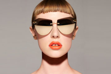 KAREN WALKER EYESHADOW EYEWEAR COLLECTION