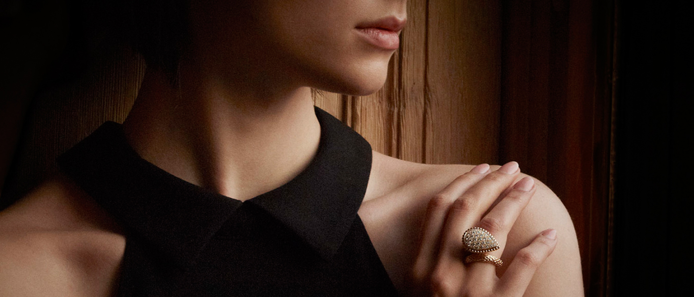 BOUCHERON SERPENT BOHEME COLLECTION