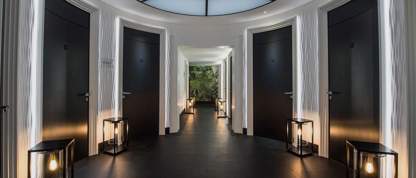 GIVENCHY SPA METROPOLE AT HOTEL METROPOLE IN MONTE CARLO