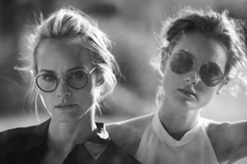 OLIVER PEOPLES 30TH ANNIVERSARY AD CAMPAIGN