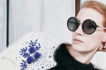 PRADA PRE-FALL 2017 'PARALLELS' FILM CAMPAIGN STARRING JESSICA CHASTAIN