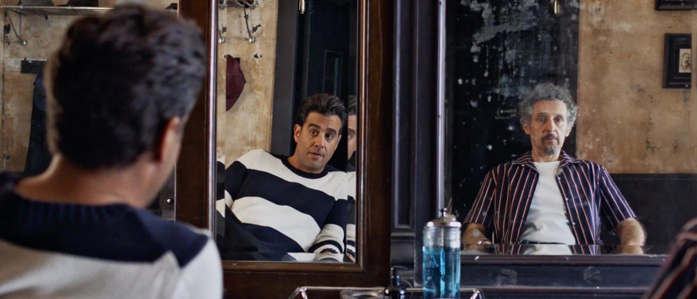RAG & BONE 'HAIR' FILM STARRING JOHN TURTURRO & BOBBY CANNAVALE