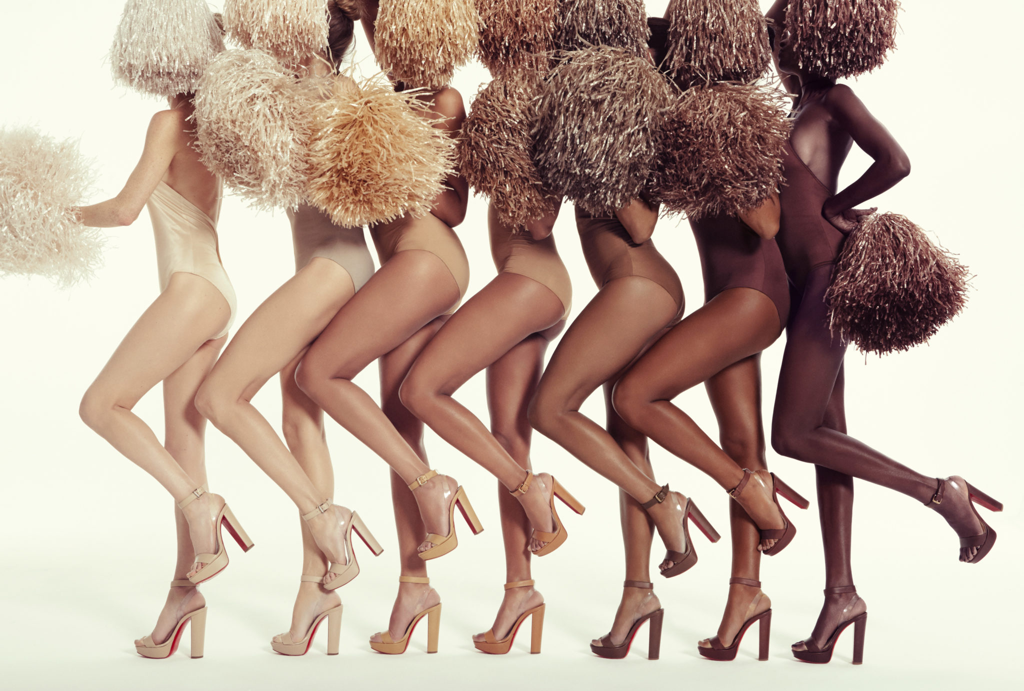 How to pull off the nude look according to different asian skin tones, women news