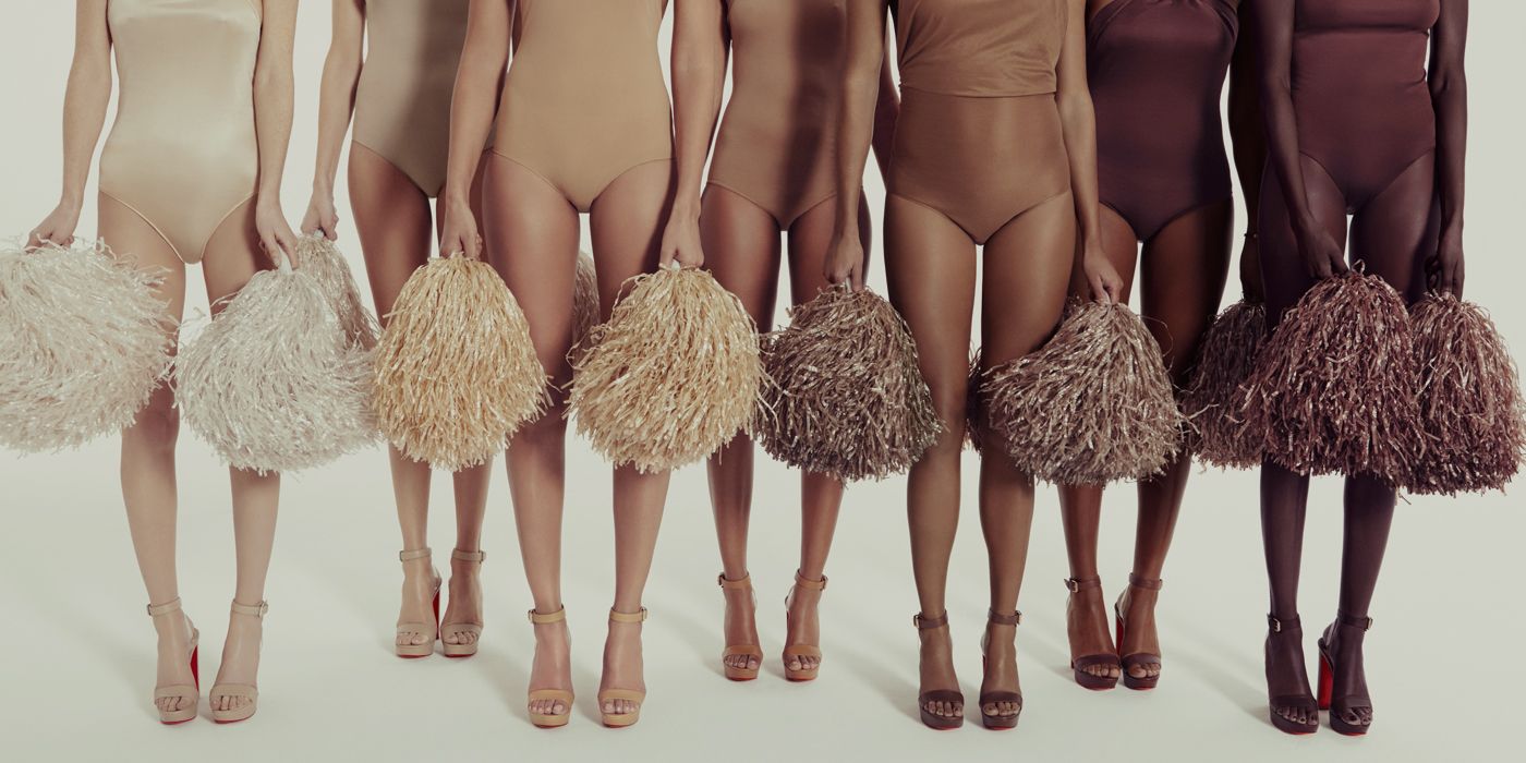 CHRISTIAN LOUBOUTIN SPRING 2017 NUDES COLLECTION