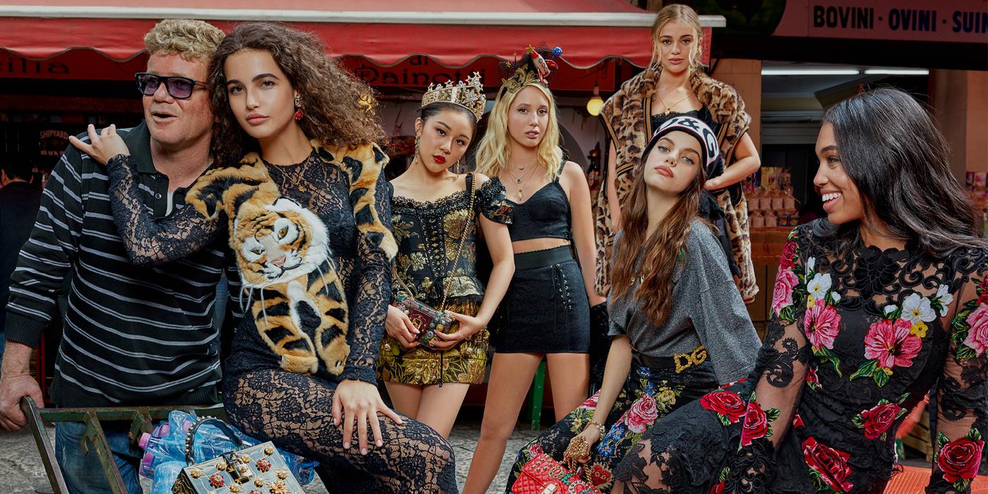 08033494 Dolce & Gabbana Fall 2017 Ad Campaign
