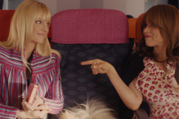 KATE SPADE MISS ADVENTURE FILM STARRING ANNA FARIS & ROSIE PEREZ