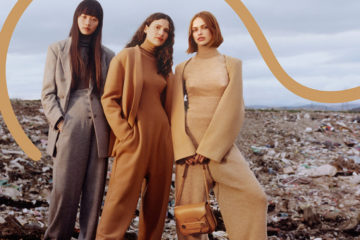 STELLA MCCARTNEY FALL 2017 AD CAMPAIGN