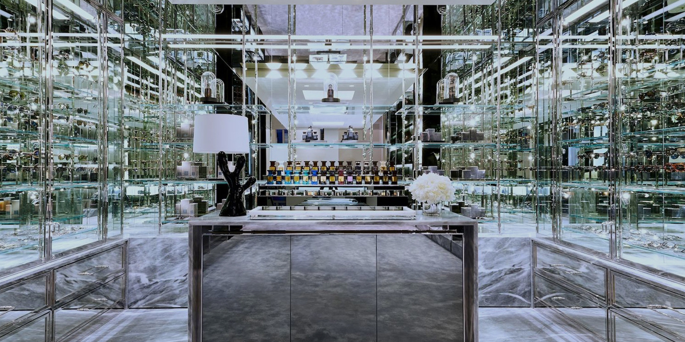 TOM FORD FLAGSHIP STORE IN NEW YORK