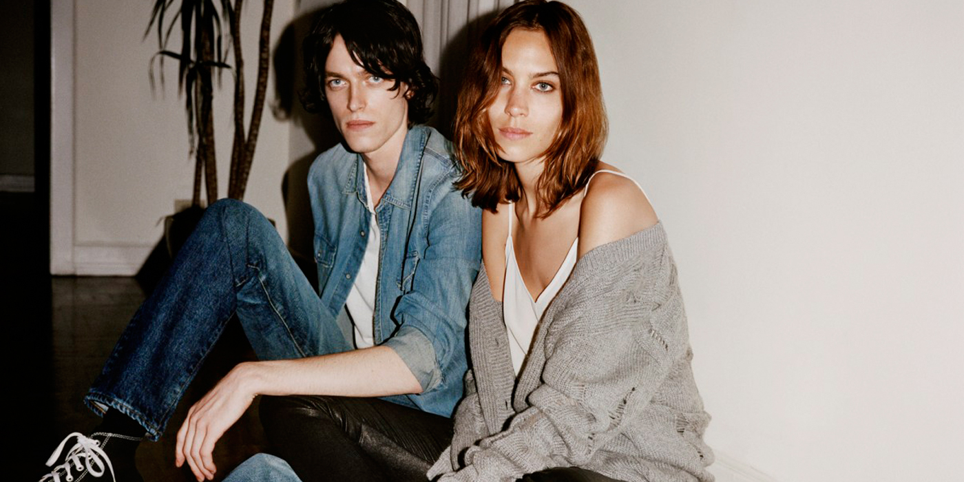 AG JEANS 'LOST ANGELES' FILM STARRING ALEXA CHUNG